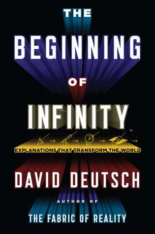 The beginning of infinity book review by Catalin Avram