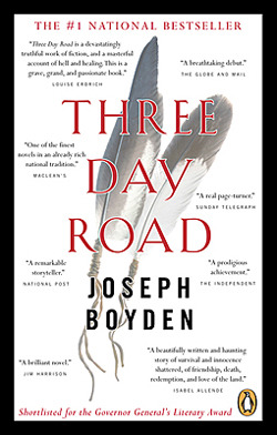 Three Day Road book review by Catalin Avram
