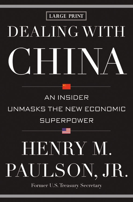 Dealing with China book review by Catalin Avram